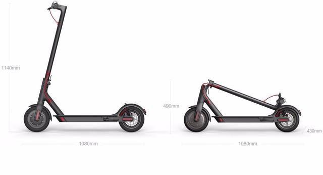 nuevo patinete electrico mijia 365